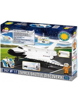 Space Shuttle Discovery...