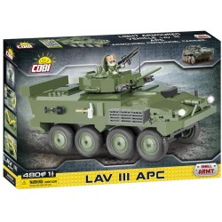 Lav III APC, Colore...
