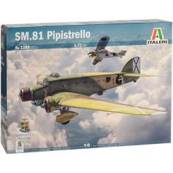 Sm.81 Pipistrello Model Kit...