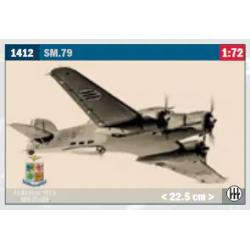 SM.79 Sparviero Italeri 1412