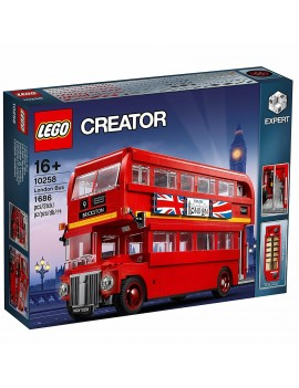 London Bus 10258 Lego