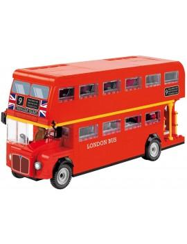 London Bus, Colore Rosso,...