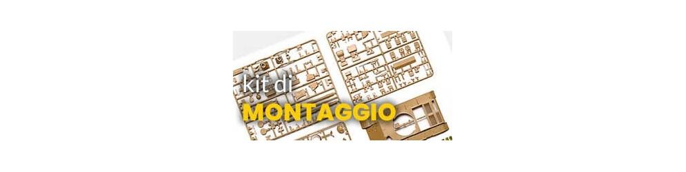 Kit Montaggio - Modellismo Pensa Viareggio